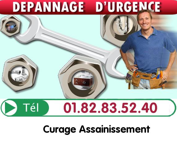 Degorgement Toilette Oise