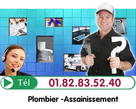 Toilette Bouché Ballainvilliers 91160