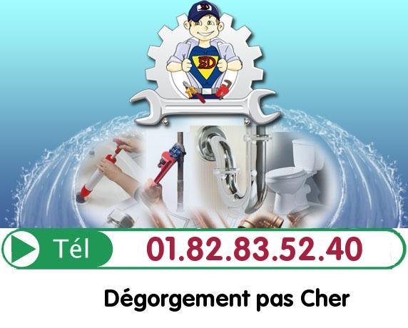 Toilette Bouché Brunoy 91800