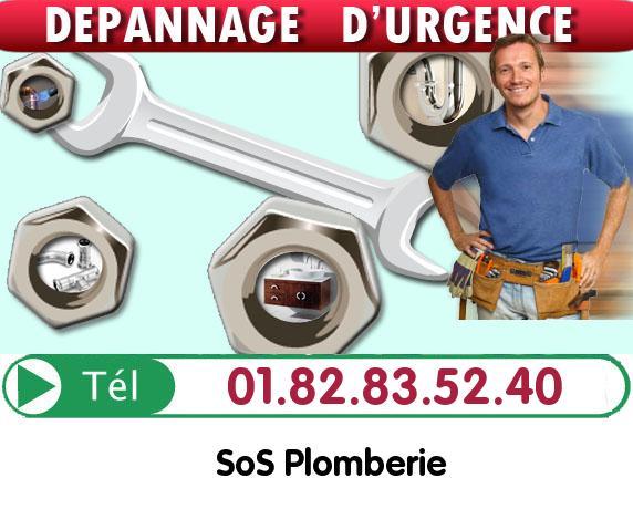 Toilette Bouché Courcouronnes 91080