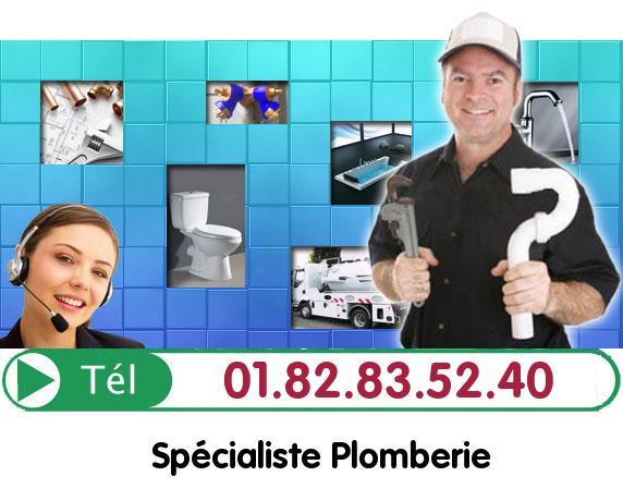 Toilette Bouché Dammarie les Lys 77190