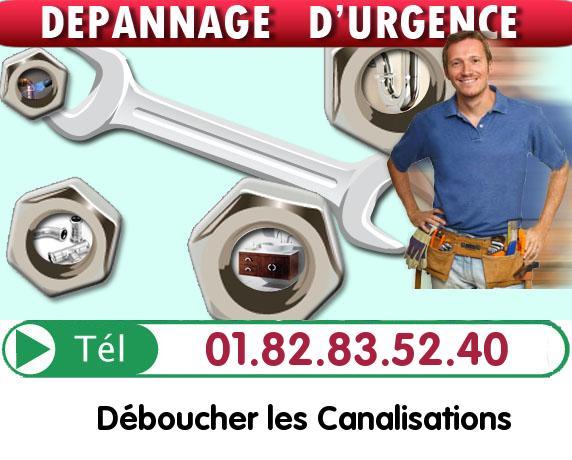 Toilette Bouché Essonne