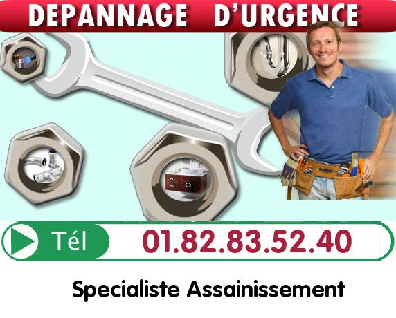 Toilette Bouché La Ferte sous Jouarre 77260