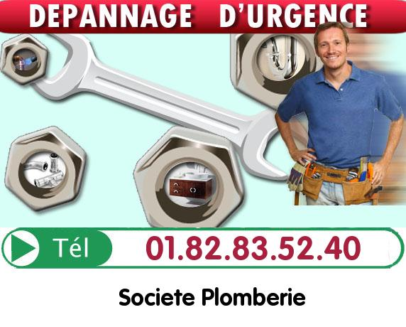Toilette Bouché Marcoussis 91460