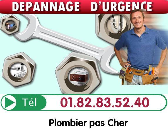 Toilette Bouché Morsang sur Orge 91390