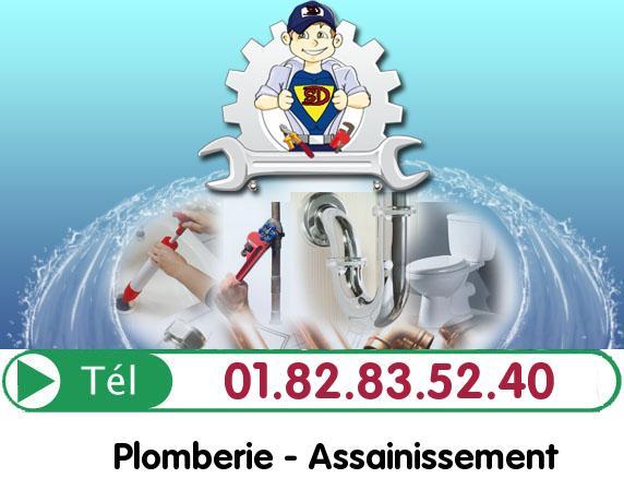 Toilette Bouché Pontault Combault 77340