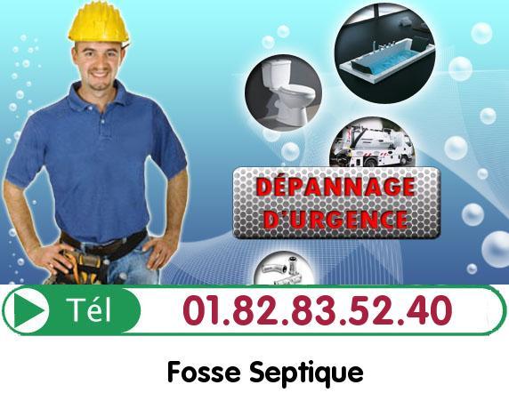 Toilette Bouché Provins 77160