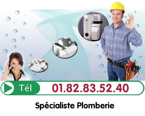 Toilette Bouché Villebon sur Yvette 91140